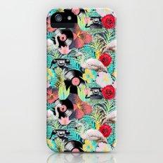 rockabilly mix iPhone (5, 5s) Slim Case