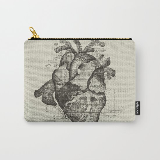 Restless Heart Carry-All Pouch