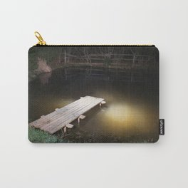 Crossing the Threshold between Life and Death Carry-All Pouch