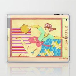 Tarot Card-The Juggler-Le Bateleur Laptop & iPad Skin