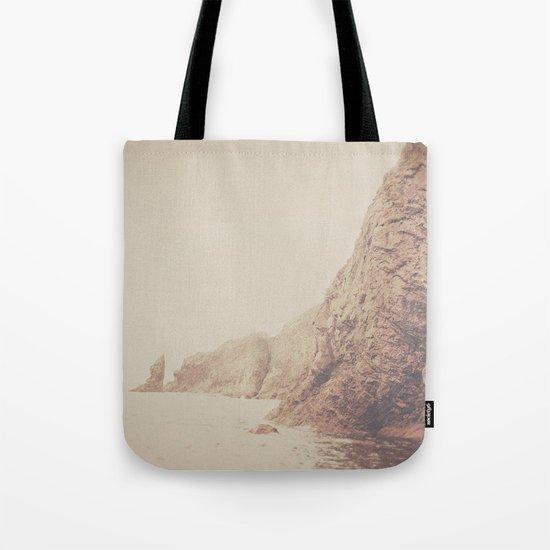 Rustic Ocean Tote Bag