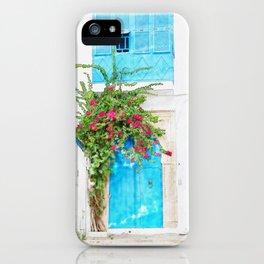 Tunisian door iPhone Case