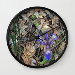 Deep in the woods... Wall Clock