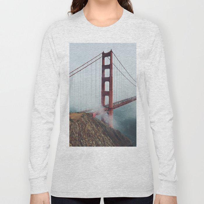 California Bridge photo Long Sleeve T-shirt