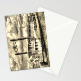 The Elizabethan Paddle Steamer Vintage Stationery Cards