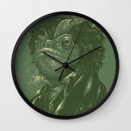 Sweeney Toad Wall Clock