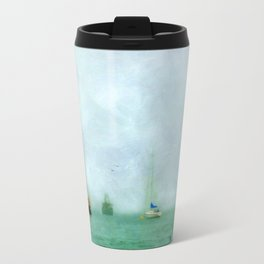 Into The Fog Travel Mug
