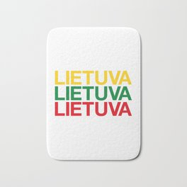 LITHUANIA Bath Mat