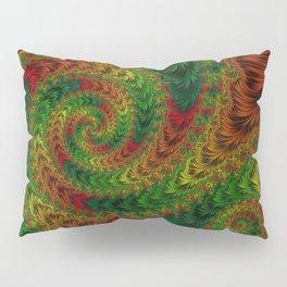 Swirls of Nature Pillow Sham
