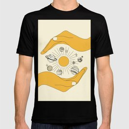 The Universe in Your Hands T-shirt