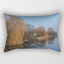 Spring In Holland Rectangular Pillow