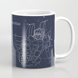 Starscream Star Chart Coffee Mug