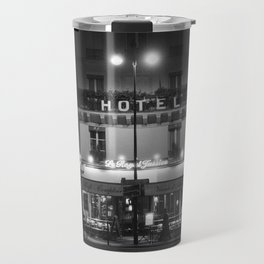 Hotel Paris Travel Mug