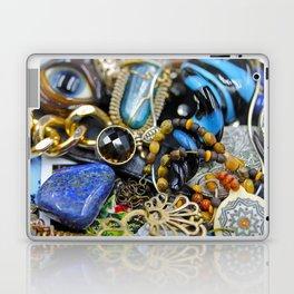 Jewelry Cluster 2 Laptop & iPad Skin
