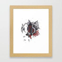 Bamdie Framed Art Print