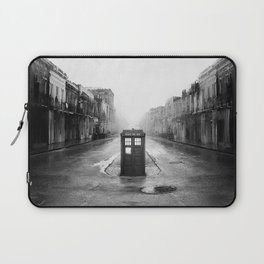 Tardis And The Old City Laptop Sleeve