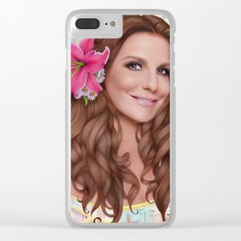 IVETE 2 Clear iPhone Case