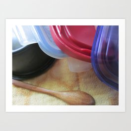 cucina Art Print
