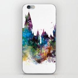 Hogwarts 2 iPhone Skin