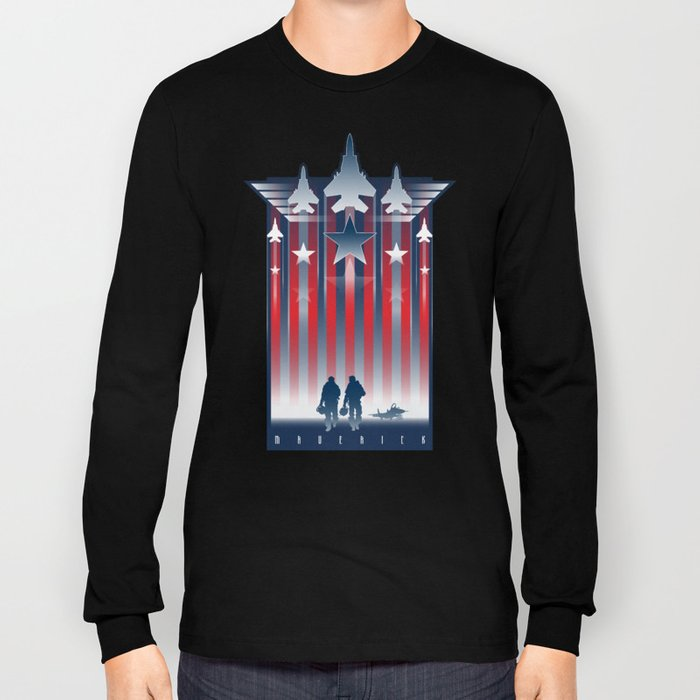 Maverick Long Sleeve T-shirt