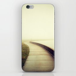 Trailed Off iPhone Skin