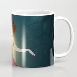 Lighted Heart Coffee Mug