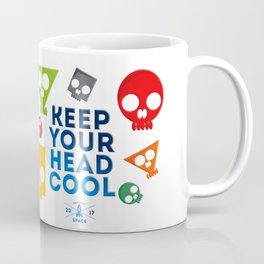 Keep Your Head Cool Coffee Mug