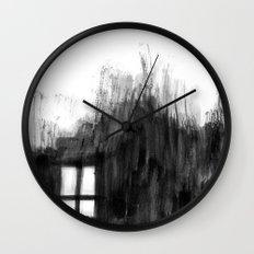 window shadow Wall Clock