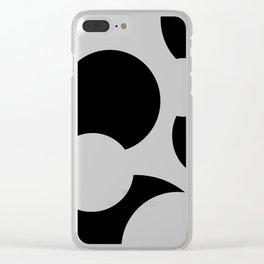 Whitespace Clear iPhone Case