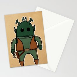 Greedo Stationery Cards