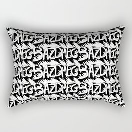 Bazdmeg Rectangular Pillow