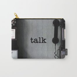 talk Carry-All Pouch