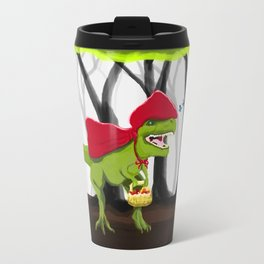 Rex Riding Hood Travel Mug