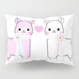 Alpaca Love Pillow Sham