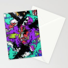 Shattered 2 Stationery Cards