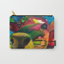 Cow IV Carry-All Pouch