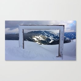 Nature is Art Canvas Print
