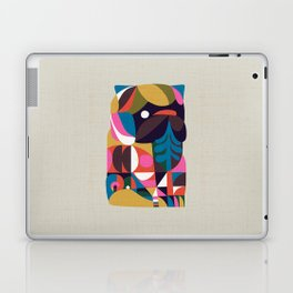 Nordic Pug Laptop & iPad Skin