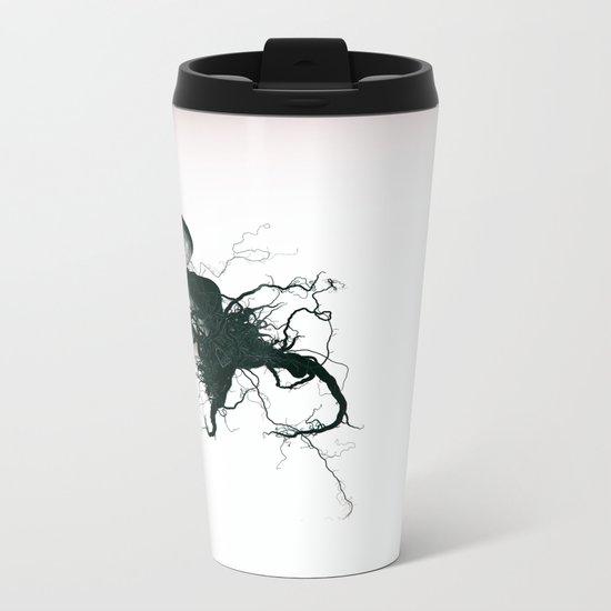 Personal Space  Metal Travel Mug