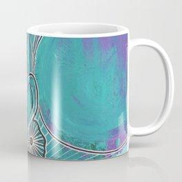 Walking into Spiderwebs Coffee Mug