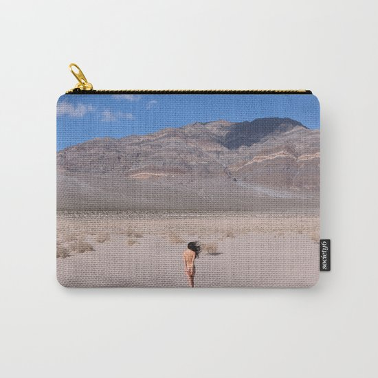 Love Me But Leave Me Wild Carry-All Pouch
