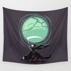 Little Reaper Wall Tapestry