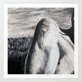 lutalica pt iii Art Print