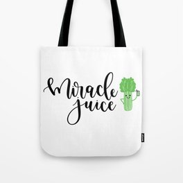 Miracle Juice Tote Bag