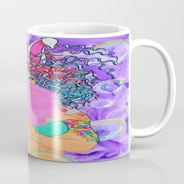 Sweet Tooth, Hair Series Coffee Mug