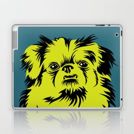 Pekingese Laptop & iPad Skin