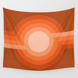 Moonspot - Red Rock Wall Tapestry
