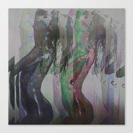 Delay Canvas Print