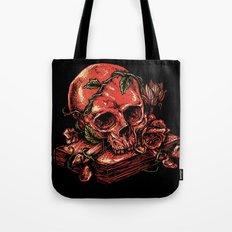 Dark history Tote Bag