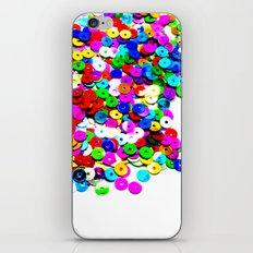 Colorburst iPhone & iPod Skin